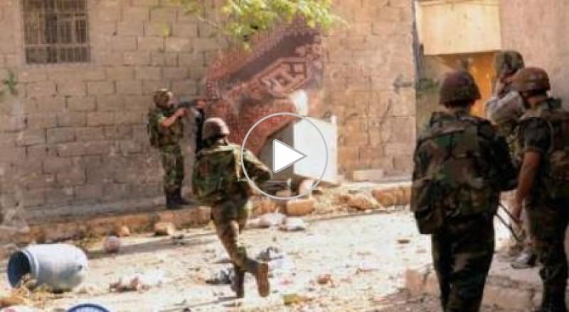 الجيش السوري يبدأ عملية