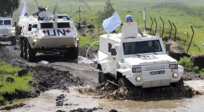 انسحاب القوات النمساوية من القوة الدولية بالجولان