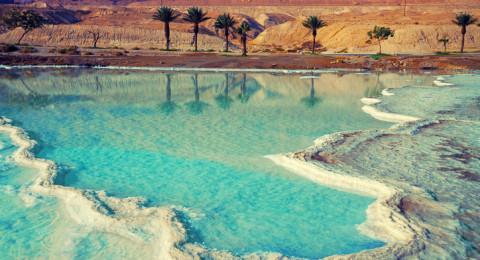 مشروع قناة المياه من البحر الأحمر للبحر الميت تدخل حيّز التنفيذ باتفاقية اسرائيلية فلسطينية