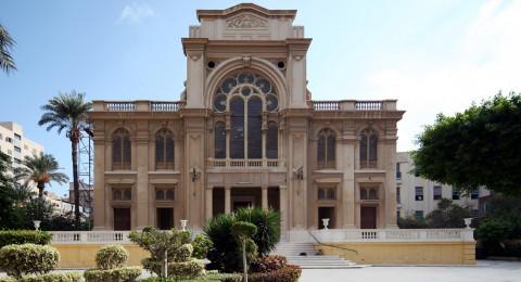 مصر تسعى لإنقاذ كنيس