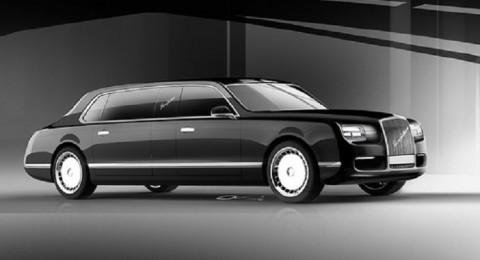 سيارة الرئيس الروسي تزود بأقوى محرك في التاريخ