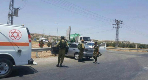 شهيد وإصابة جندي بعملية دهس في بيت لحم