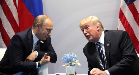 ترامب: الهدنة في سورية مثال ناجح على التعاون الروسي الأميركي