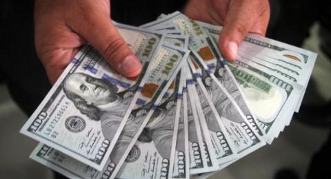 ارتفاع سعر صرف العملات مقابل الشيكل