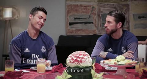 كريستيانو وراموس خارج قائمة مباراة الكلاسيكو