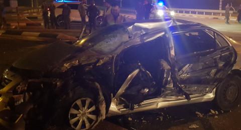 النقب: حادث طرقات دامي بالغ ومصرع شخص