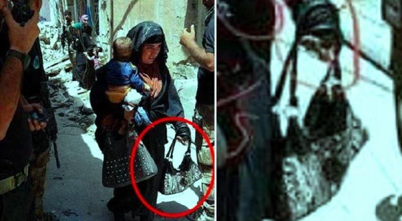 الموصل: داعشية حملت طفلها للتمويه ثم فجرت نفسها وقتلته