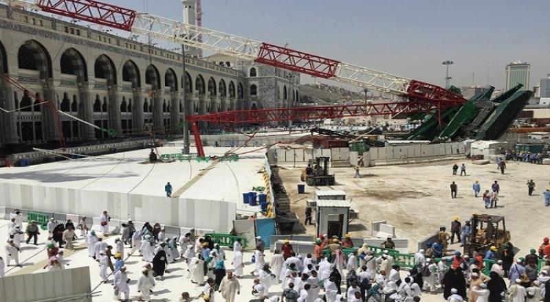 مكة المكرمة: عودة قضية