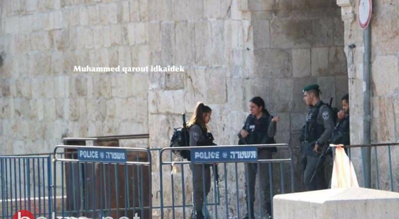 هجوم القدس: عباس يهاتف نتنياهو وإسرائيل تعتقل مفتي الديار المقدسة