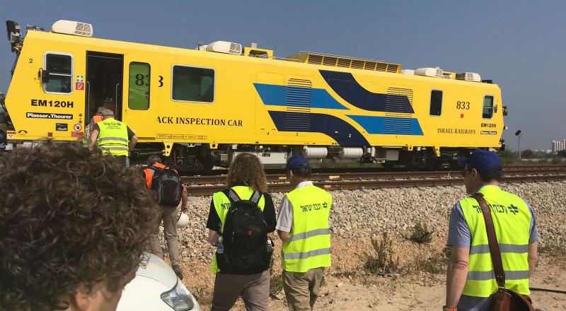 التحذير من مواصلة تجاهل البلدات العربية وعدم ربطها بمحطات القطار الجديدة!