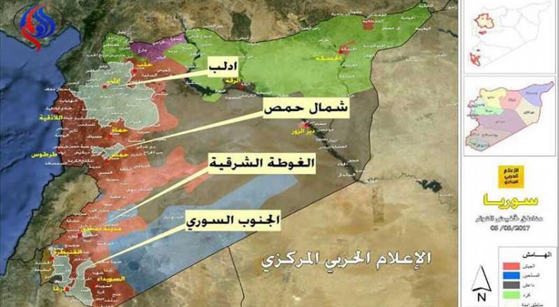 تفاصيل سرية ومثيرة تُكشف عن اتفاق وقف إطلاق النار جنوب سورية