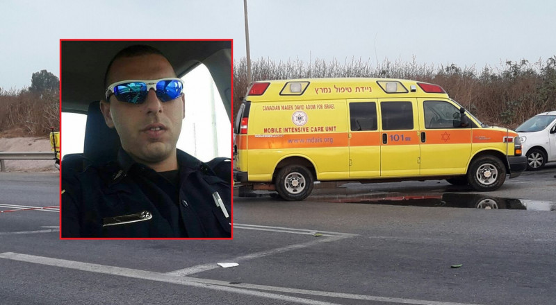 مصرع الشرطي الشاب حسن زميرو من قلنسوة بحادث دراجة نارية!