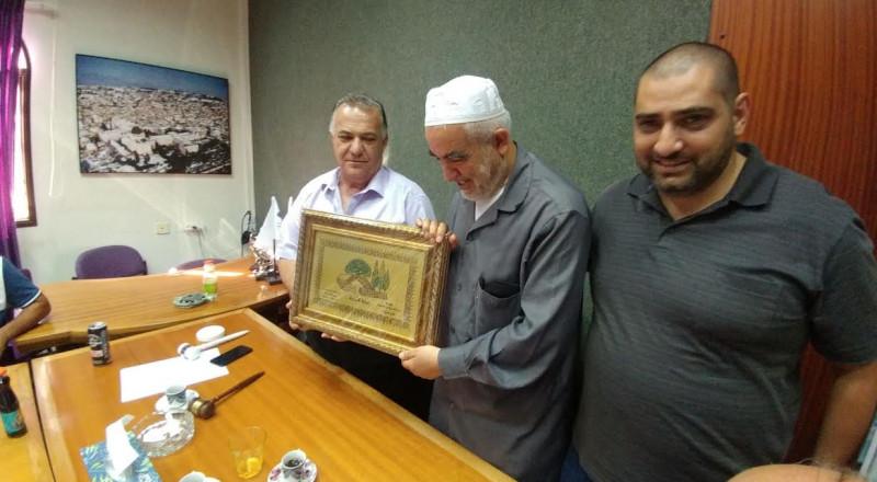 بلدية الناصرة تستضيف لجنة