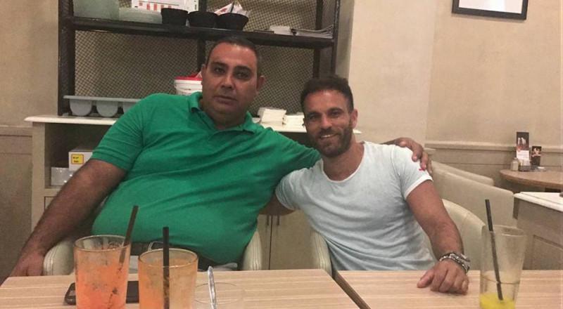 الفحماوي محاميد يجدّد عقده مع هـ.مصمص