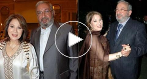 بالفيديو: اول تصريح من بوسي بعد جنازة نور الشريف