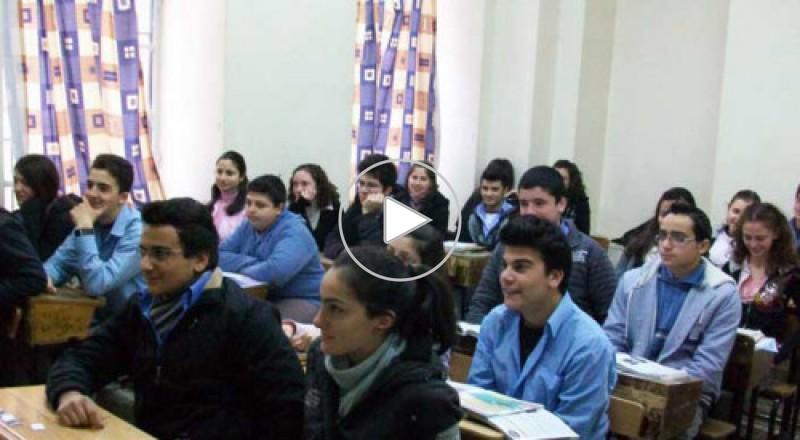 طلاب سورية يستعدون لاستقبال العام الدراسي الجديد - روسيا اليوم