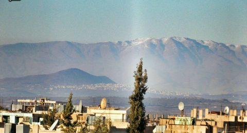 سوريا: قصف إسرائيلي جديد يطال دمشق