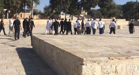 الهيئة الإسلامية تدعو لإفشال اقتحامات الاقصى خلال الاعياد اليهودية