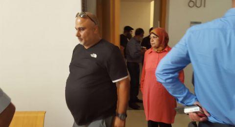 حيفا: المركزيّة تقلّص فترة تمديد اعتقال اغبارية
