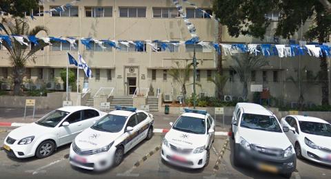 القاء قنبلة نحو مركز شرطة في رحوفوت
