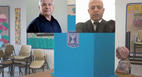 د. أبو راس وأبو جامع يناشدان المرشّحين عبر