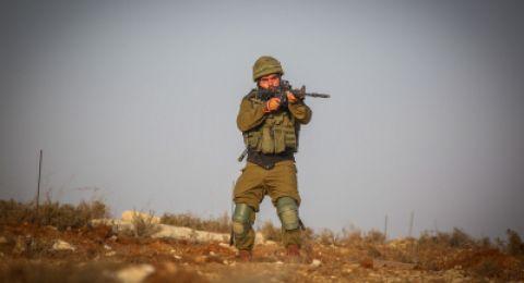 اسرائيل تستهدف نقطة رصد للمقاومة وشبانا شرق غزة
