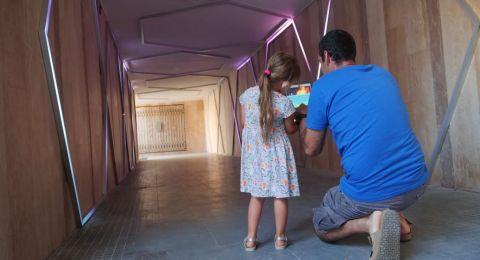 نهاية الأحجية -تم اكتشاف النفق السري في حي الهدار في حيفا