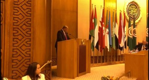 الطيبي في سابقة: لأول مرة في تاريخ جامعة الدول العربية قيادي من الداخل يلقي خطابا امام وزراء الخارجية العرب