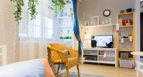 افكار ديكورات خريفية في غرف المعيشة العائلية
