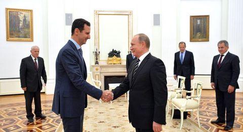 سيناتور أمريكي التقى الأسد: هناك دولة ثالثة تحضر استفزازا كيميائيا جديدا في سوريا!