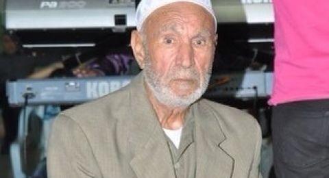 الناصرة: وفاة أحمد محمد قدورة زعبي 84 عامًا