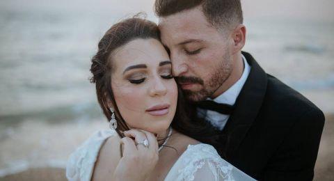 ماهوسبب تأثر ابنة شريف منير فى حفل زفافها؟