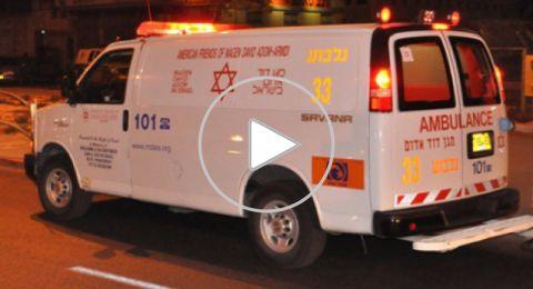 سخنين: فيديو يوثق شجارًا واصابة شاب!