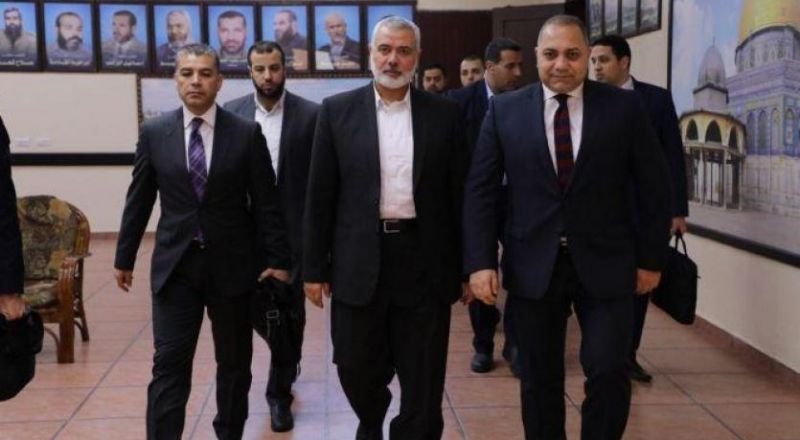 حماس ترسل رسائل غاضبة الى القاهرة