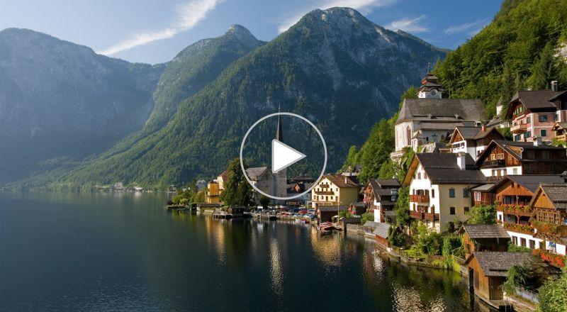 زيارة قصيرة إلى هالشتات النمساوية