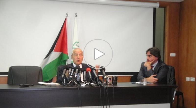 شعث يتحدث عن البدائل الفلسطينية ويؤكد أن خطاب عباس استند لرؤية فتح وموقف حماس معيب 2