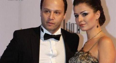 سوسن أرشيد تحتفل بعيد ميلاد زوجها مكسيم خليل