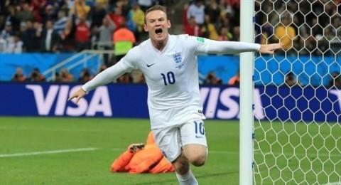 روني يقود إنجلترا لعبور سلوفينيا وفوز النمسا وأوكرانيا