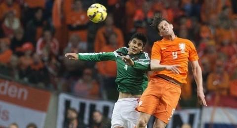 المكسيك تتغلب على هولندا ودياً في لقاء مثير