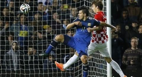 الارجنتين تقلب تأخرها الى فوز امام كرواتيا