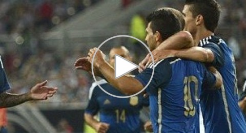 وديا :الارجنتين تقابل كرواتيا والبرازيل امام تركيا