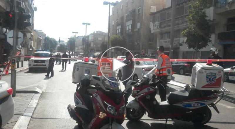 تل ابيب: طعن جندي وحالته حرجة والمشبوه نور الدين ابو حاشية