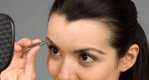 الحاجبان المحدد لشكل الوجه وإبراز جمال العينين