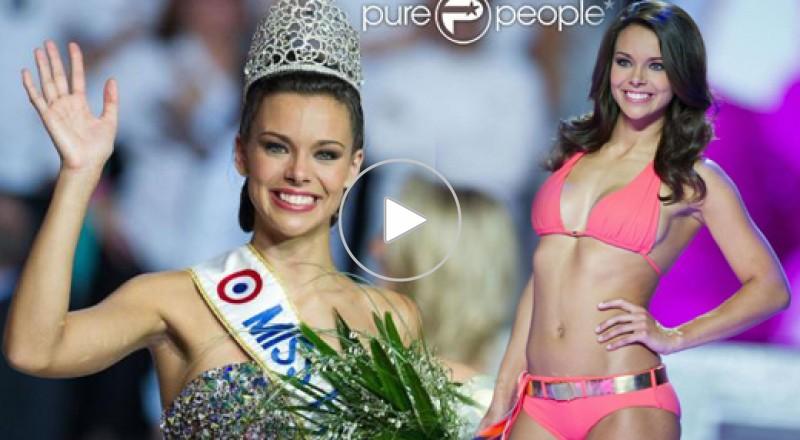 مارين لورفولان ملكة جمال فرنسا 2013