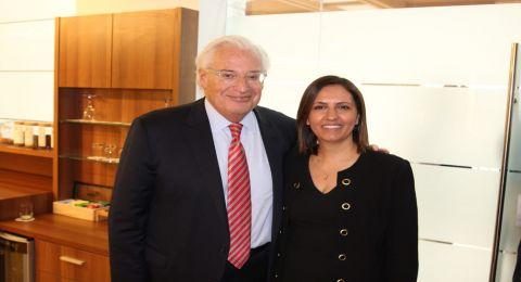 في مؤتمر الهايتك: الوزيرة غمليئيل تتعهد بالاستثمار 75 مليون شيكل للصناعة العربية، منها 21 لحديثة الصناعية في الناصرة