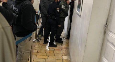 تمديد اعتقال (13) مقدسياً حتى الأحد المقبل والافراج عن سبعة آخرين بشروط