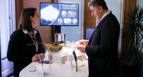 شركات إسرائيلية تعرض لرؤساء الاقتصاد العالمي حلول إسرائيلية لأزمة الجوع العالمية