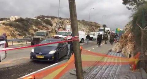 قتيلان على الأقل، وإصابات خطيرة بعملية إطلاق نار قرب رام الله