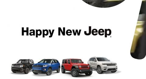 Happy New Jeep .. تخفيضات من الآخر