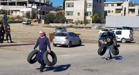 شهيد وإصابات بمواجهات واسعة مع قوات الاحتلال في الضفة